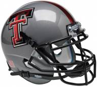 Texas Tech Red Raiders Alternate 6 Schutt XP Collectible Full Size Football Helmet