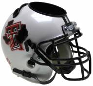 Texas Tech Red Raiders Alternate 7 Schutt Football Helmet Desk Caddy