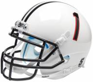 Texas Tech Red Raiders Alternate 7 Schutt Mini Football Helmet