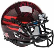 Texas Tech Red Raiders Alternate 9 Schutt XP Collectible Full Size Football Helmet