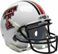 Texas Tech Red Raiders Alternate Schutt Mini Football Helmet