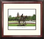 Texas Tech Red Raiders Alumnus Framed Lithograph