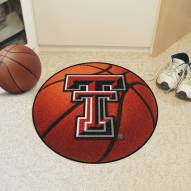 Texas Tech Red Raiders Basketball Mat