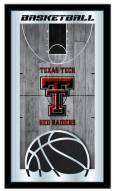 Texas Tech Red Raiders Basketball Mirror