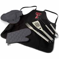 Texas Tech Red Raiders BBQ Apron Tote Set