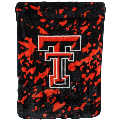 Texas Tech Red Raiders Bedspread