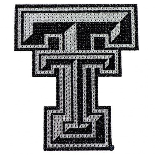Texas Tech Red Raiders Bling Car Emblem