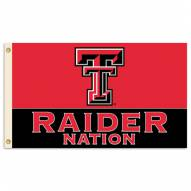 Texas Tech Red Raiders NCAA Premium 3' x 5' Flag