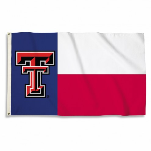 Texas Tech Red Raiders 3' x 5' Motif Flag