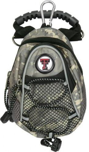 Texas Tech Red Raiders Camo Mini Day Pack