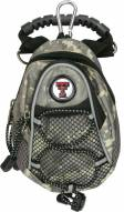 Texas Tech Red Raiders Camo Mini Day Pack