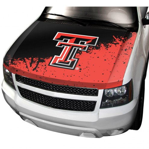 Texas Tech Red Raiders Car Hood Cover