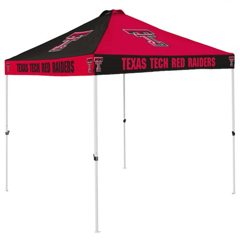 Texas Tech Red Raiders 9' x 9' Checkerboard Tailgate Canopy Tent
