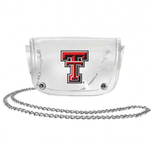 Texas Tech Red Raiders Clear Waistpack
