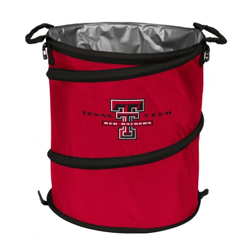 Texas Tech Red Raiders Collapsible Trashcan