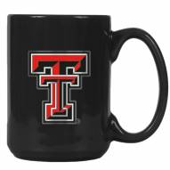 Texas Tech Red Raiders College 2-Piece Ceramic Coffee Mug Set