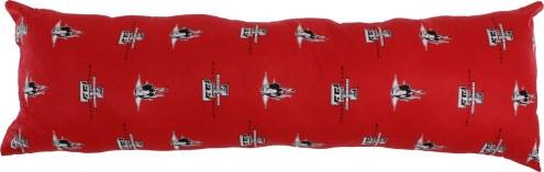 "Texas Tech Red Raiders 20"" x 60"" Body Pillow"