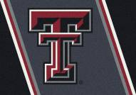 Texas Tech Red Raiders College Team Spirit Area Rug