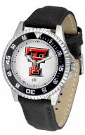 Texas Tech Red Raiders Competitor Men's Watch