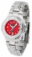 Texas Tech Red Raiders Competitor Steel AnoChrome Women's Watch