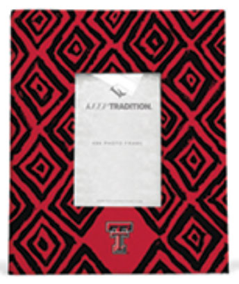 Texas Tech Red Raiders Diamond Picture Frame