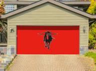 Texas Tech Red Raiders Double Garage Door Banner
