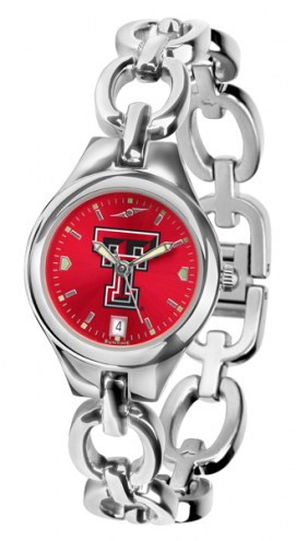 Texas Tech Red Raiders Eclipse AnoChrome Women's Watch