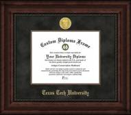 Texas Tech Red Raiders Executive Diploma Frame