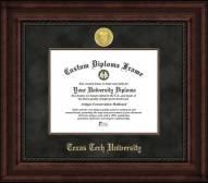 Texas Tech Red Raiders Executive Diploma Frame