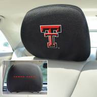 Texas Tech Red Raiders Headrest Covers