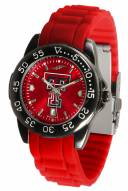 Texas Tech Red Raiders Fantom Sport Silicone Men's Watch