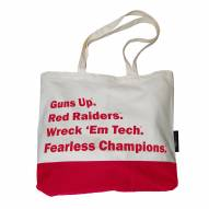 Texas Tech Red Raiders Favorite Things Tote