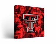Texas Tech Red Raiders Fight Song Canvas Wall Art