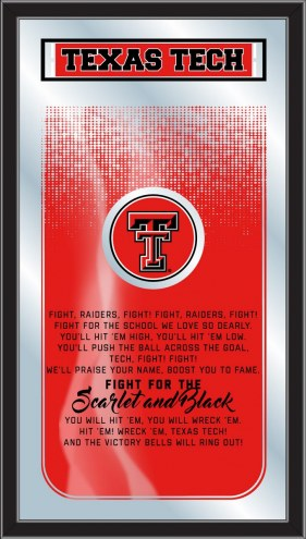 Texas Tech Red Raiders Fight Song Mirror