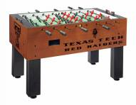 Texas Tech Red Raiders Foosball Table