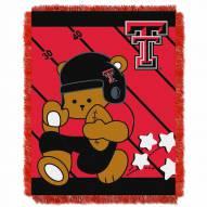 Texas Tech Red Raiders Fullback Baby Blanket