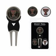 Texas Tech Red Raiders Golf Divot Tool Pack