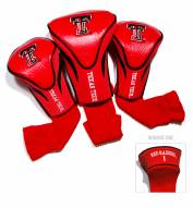 Texas Tech Red Raiders Golf Headcovers - 3 Pack
