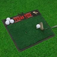 Texas Tech Red Raiders Golf Hitting Mat