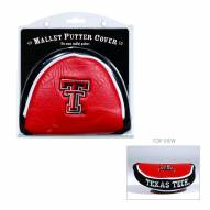 Texas Tech Red Raiders Golf Mallet Putter Cover