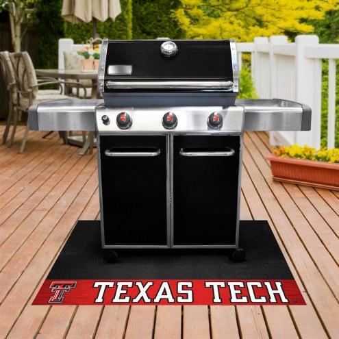 Texas Tech Red Raiders Grill Mat