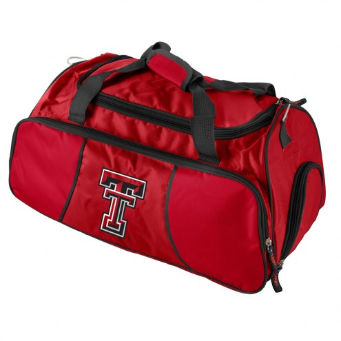 Texas Tech Red Raiders Gym Duffle Bag