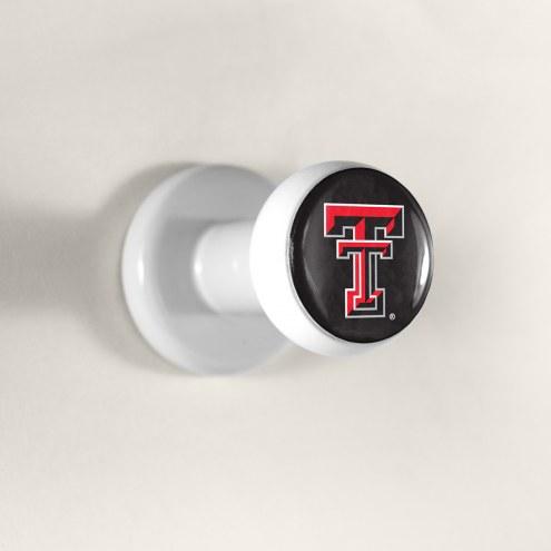 Texas Tech Red Raiders Hat Pegz