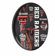 Texas Tech Red Raiders Digitally Printed Wood Sign