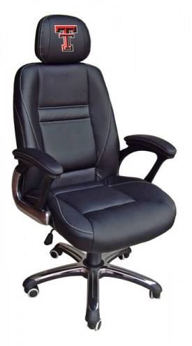 Texas Tech Red Raiders Head Coach Office Chair