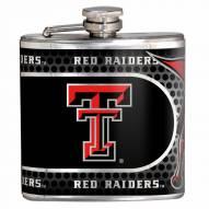 Texas Tech Red Raiders Hi-Def Stainless Steel Flask