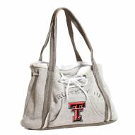 Texas Tech Red Raiders Hoodie Purse