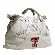 Texas Tech Red Raiders Hoodie Tote Bag