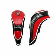Texas Tech Red Raiders Hybrid Golf Head Cover