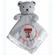 Texas Tech Red Raiders Infant Bear Security Blanket